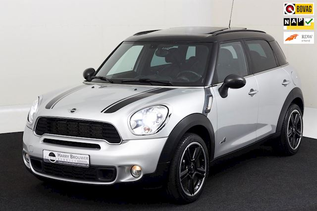 Mini Mini Countryman 1.6 Cooper S ALL4 Chili Nieuwstaat auto
