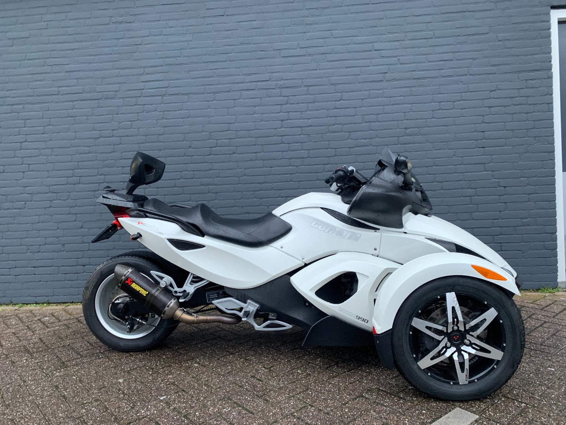 Can-Am Spyder RS-S SE5 occasion - Auto Leiderdorp