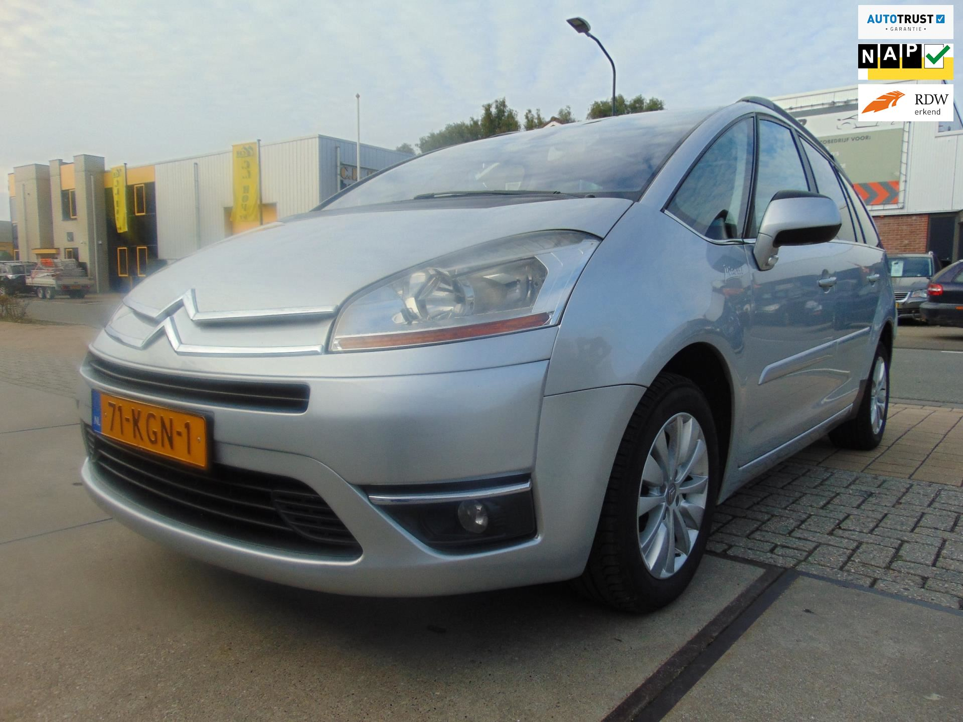 Citroen Grand C4 Picasso occasion - FB2 Cars