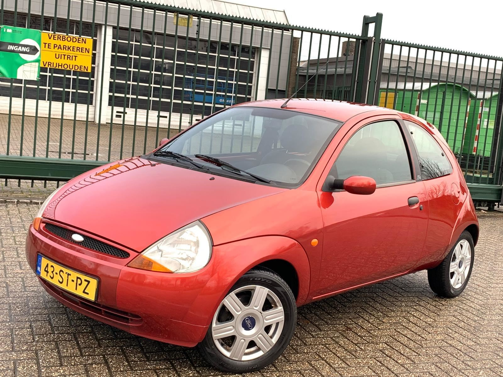 Ford Ka occasion - A tot Z Auto's