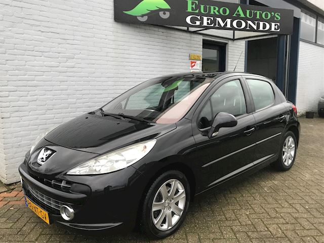 Peugeot 207 1.6 VTi XS Pack AIRCO AUTOMAAT IN TOP STAAT