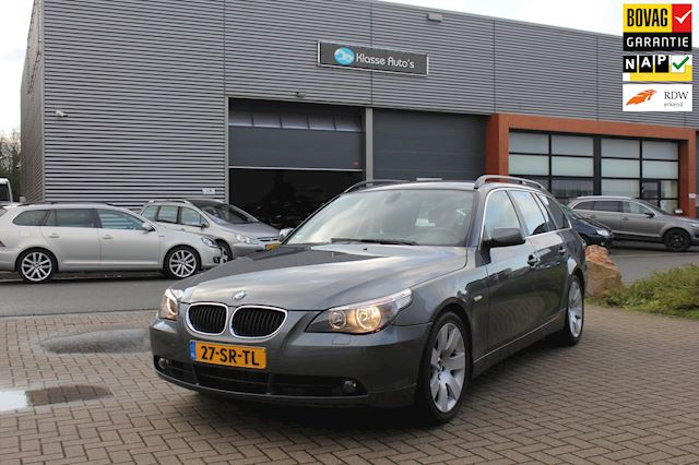BMW 5-serie Touring 525d Corporate Executive