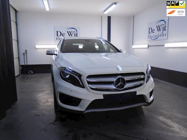 Mercedes-Benz GLA-klasse 220 CDI 4Matic Edition 1 in NIEUWSTAAT !! incl. NWE APK /GARANTIE !! EX BPM !!