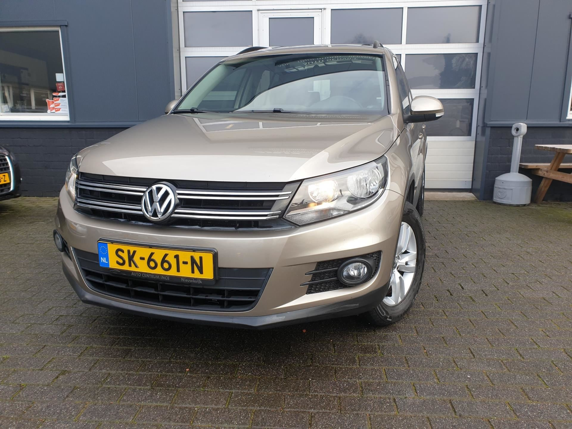 Volkswagen Tiguan occasion - Ince Autoservice