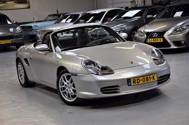 Porsche Boxster 2.7 Tiptronic Aut.**Youngtimer** Navi|Leder|211pk!!|Compleet Onderhouden!!