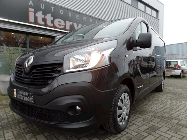 Renault Trafic 1.6 dCi T29 L2H1 DC Comfort Energy