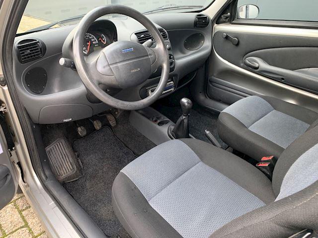 Fiat Seicento 1.1 S APK, RIJDT PRIMA!!