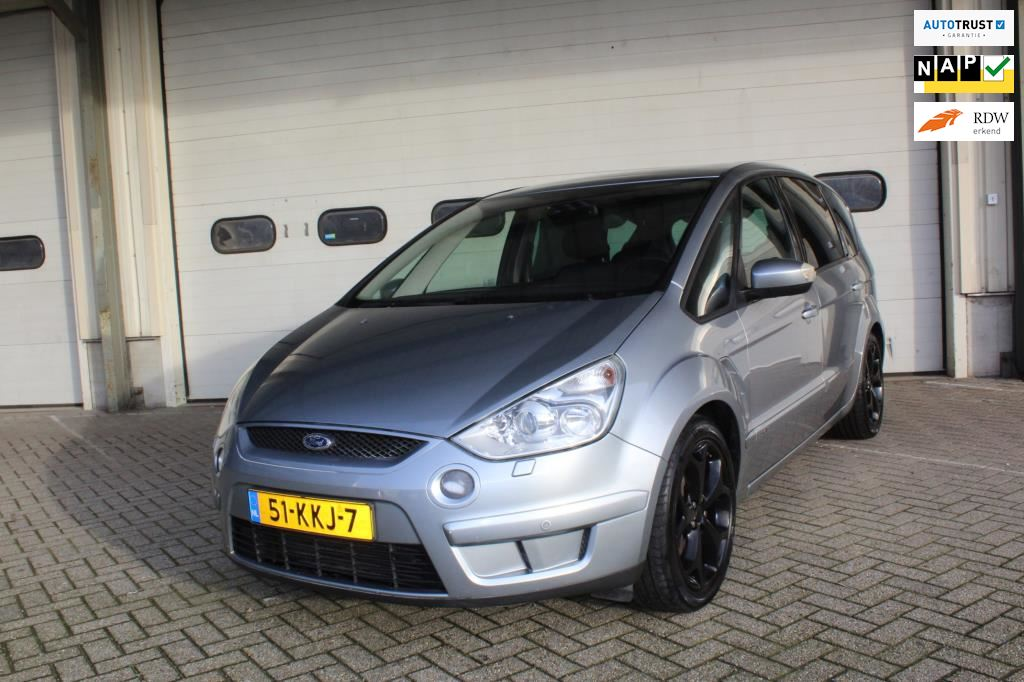 Ford S-Max occasion - DAAN Automotive