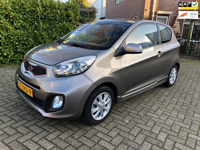 Kia Picanto 1.0 CVVT Plus Pack led airco