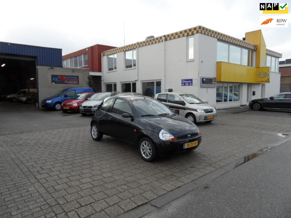 Ford Ka occasion - Auto Punt Utrecht