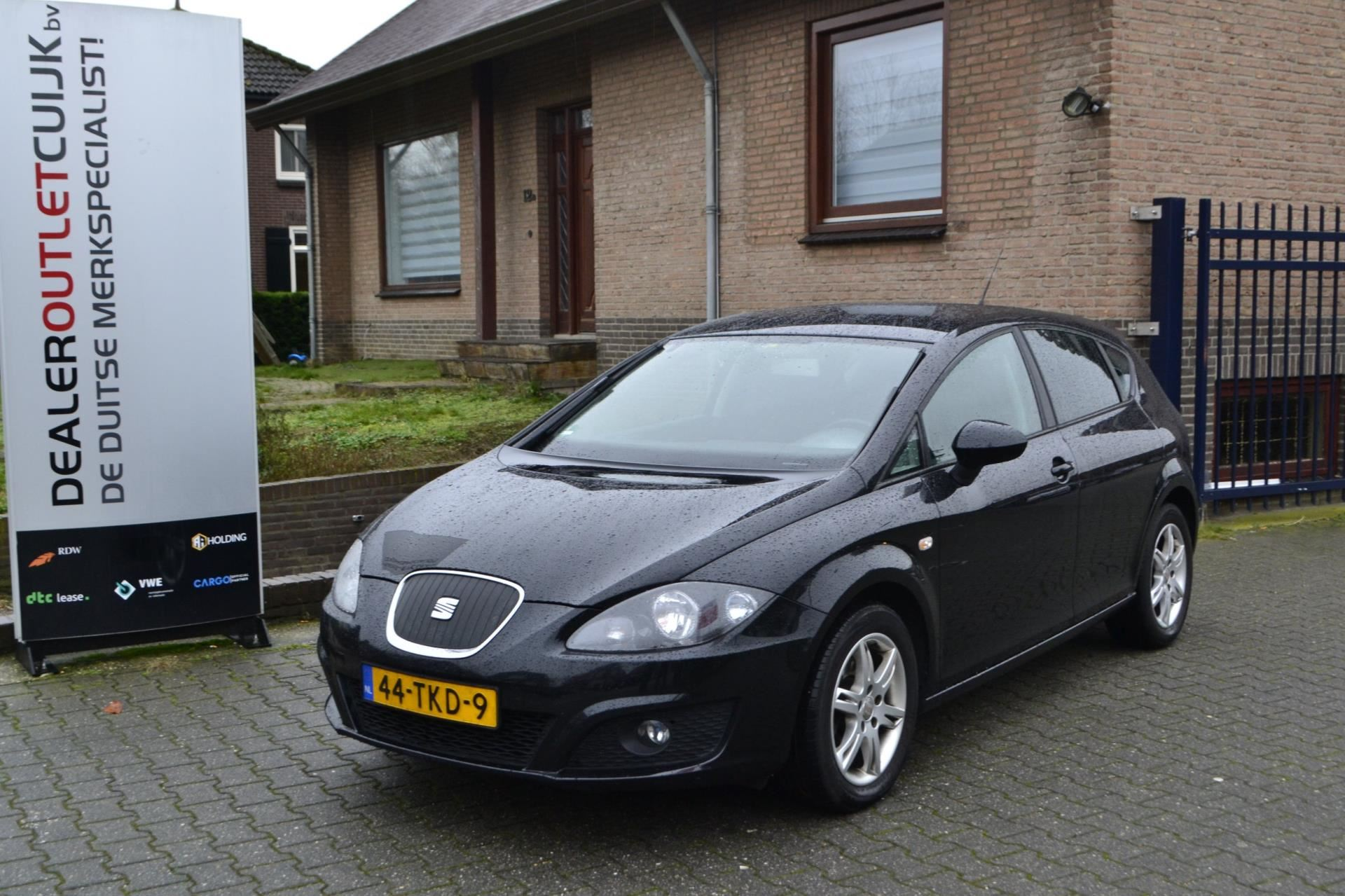 Seat Leon occasion - Dealer Outlet Cuijk b.v.