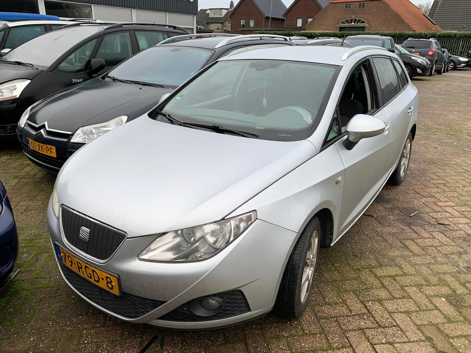 Seat Ibiza ST occasion - DDM Export B.V.