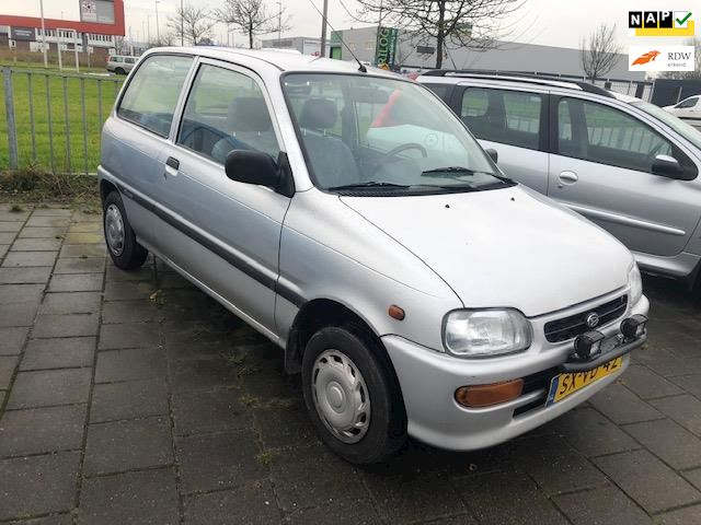 Daihatsu Cuore 850 Trendy 65454 Km nap.. Apk 13-08-2020.