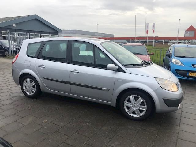 Renault Grand Scénic 1.9 dCi Privilège Luxe 7 persoons,.. Apk 03-08-2020, Export !!!