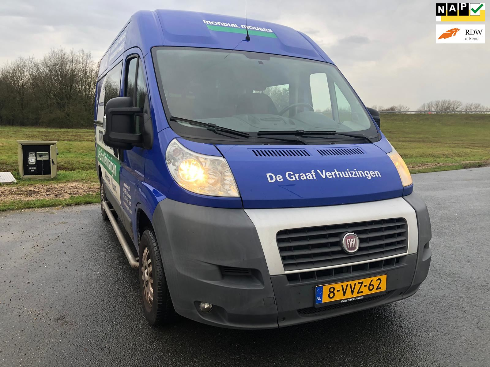 Fiat Ducato occasion - A&V Autogroothandel