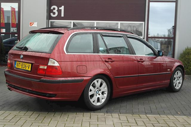 BMW 3-serie Touring 320i Executive # Sport leer, TOPSTAAT YOUNGTIMER #