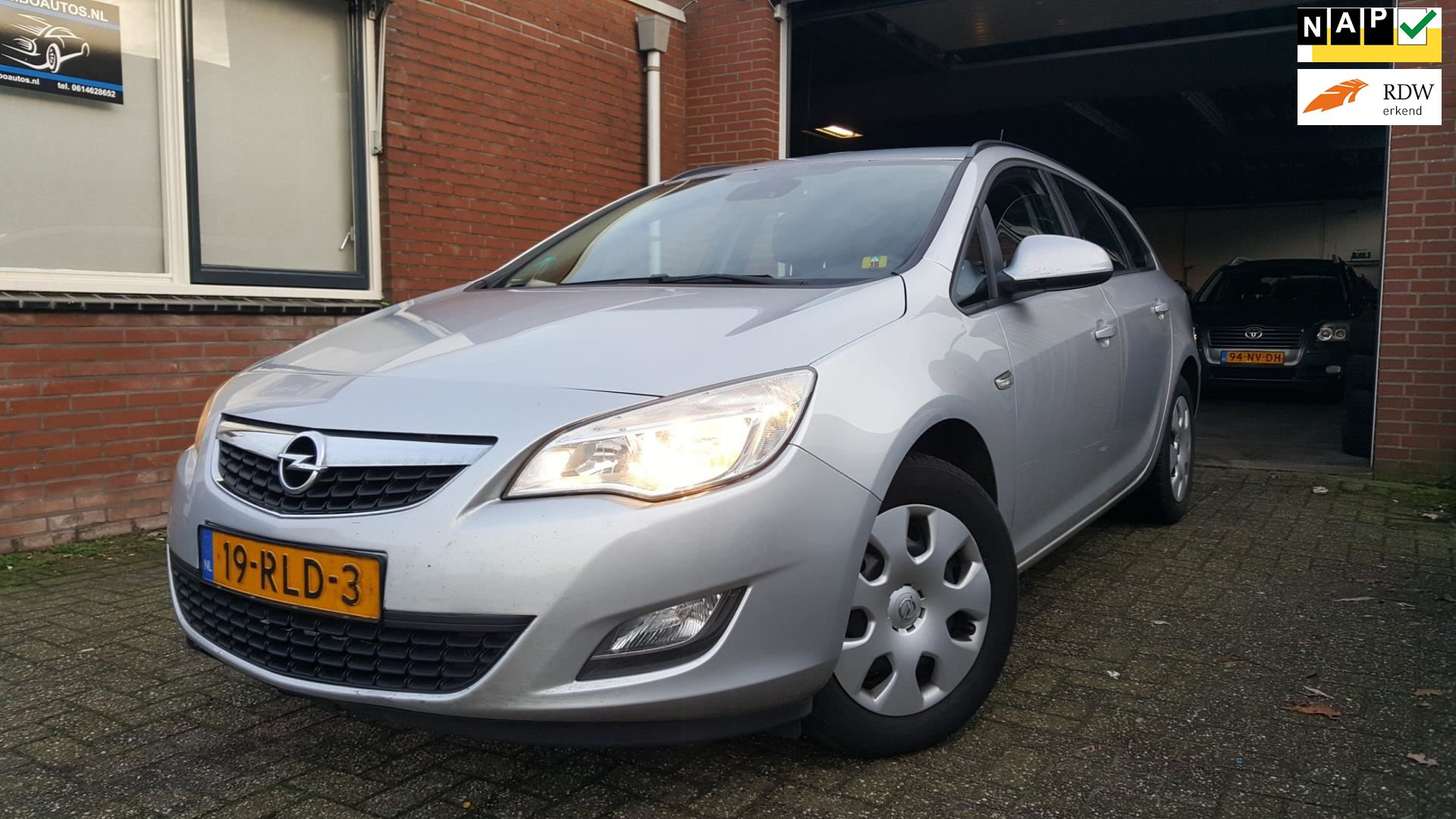 Opel Astra Sports Tourer occasion - B.O. Auto's