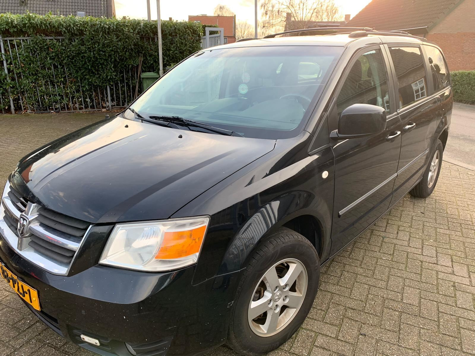 Dodge Grand Caravan occasion - DDM Export B.V.
