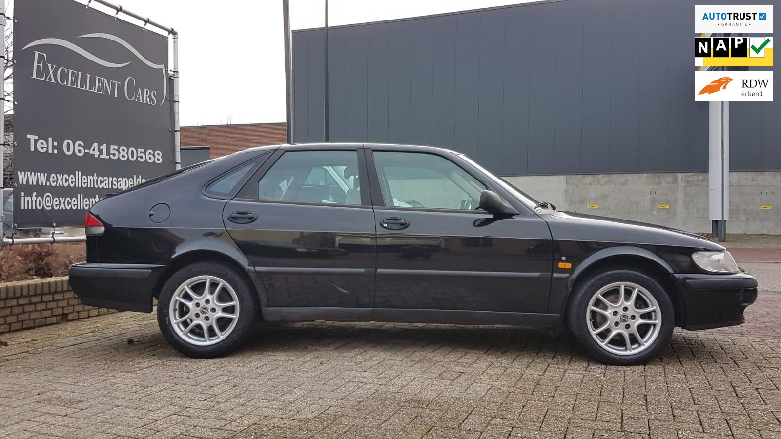Saab 9-3 occasion - Excellent Cars