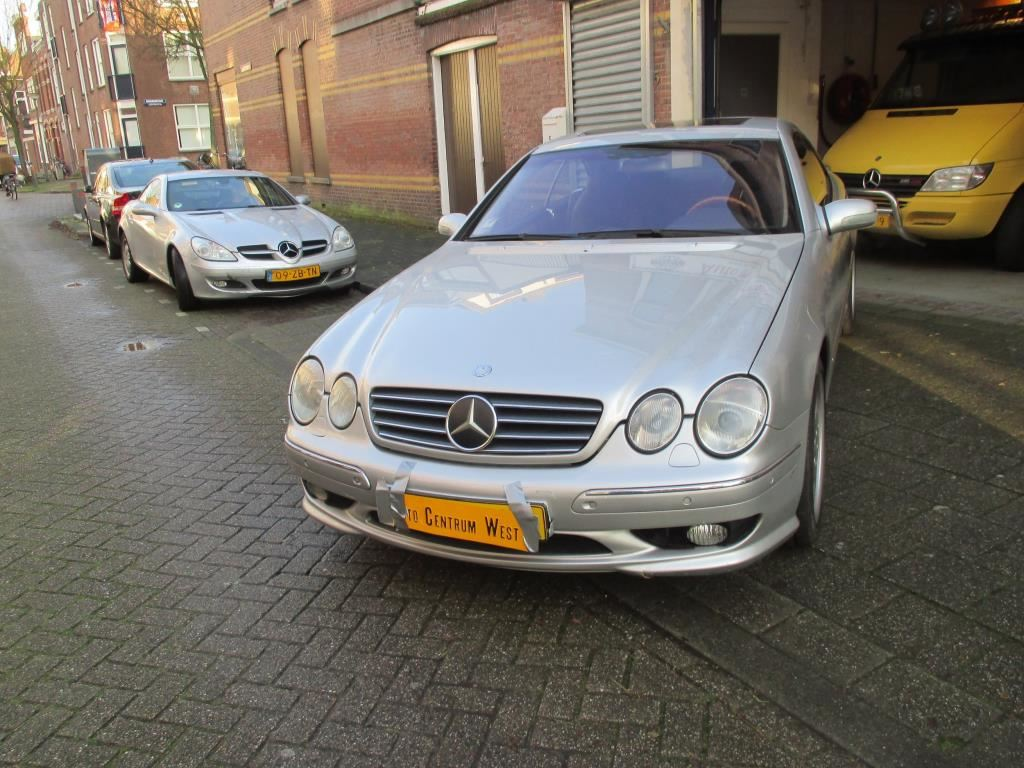 Mercedes-Benz CL-klasse occasion - Auto Centrum West B.V.