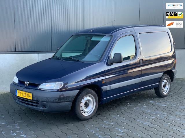 Peugeot Partner occasion - Van Den Eijnden Auto's
