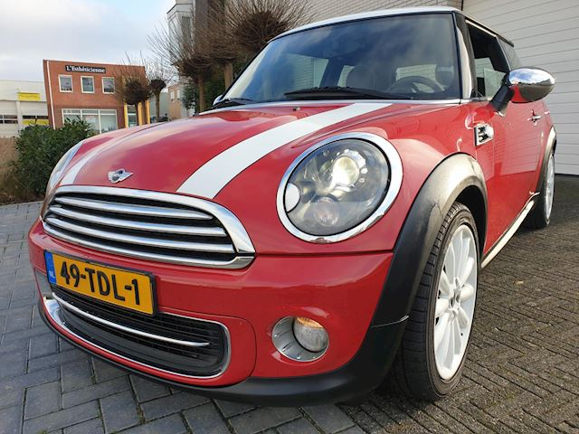 Mini Mini 1.6 Cooper 10 Years II Leder Navi