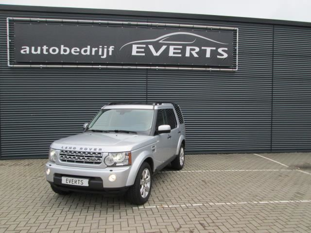 Land-Rover Discovery occasion - Autobedrijf Everts