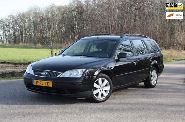 Ford Mondeo Wagon occasion - Favoriet Occasions