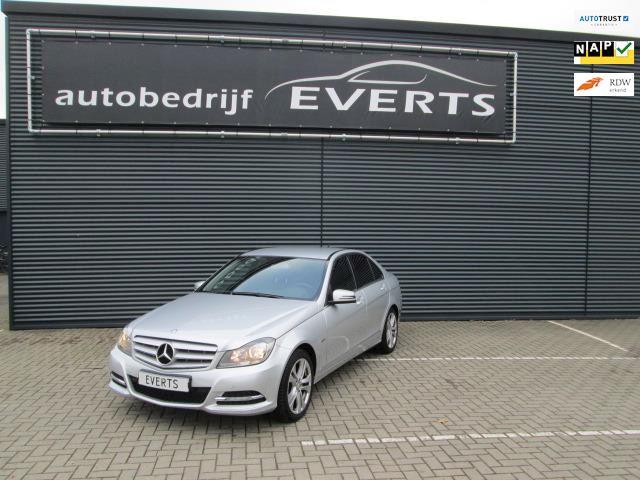 Mercedes-Benz C-klasse 220 CDI Avantgarde 136137 km met mb historie zeer mooie en complete mercedes