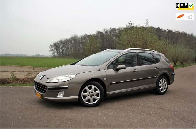 Peugeot 407 SW occasion - Favoriet Occasions