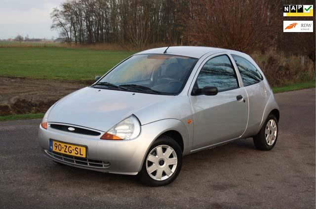 Ford Ka occasion - Favoriet Occasions