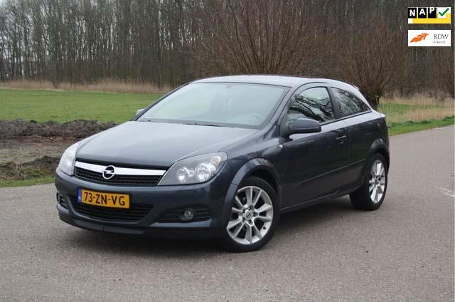 Opel Astra GTC occasion - Favoriet Occasions