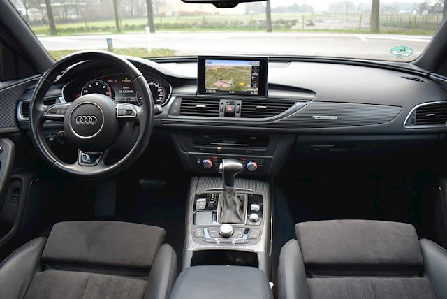 Audi A6 Avant 3.0 TFSI quattro Pro Line S 2X S-LINE/LEER/NAVI/XENON-LED/PDC-CAMERA/20 INCH/NETTE STAAT!