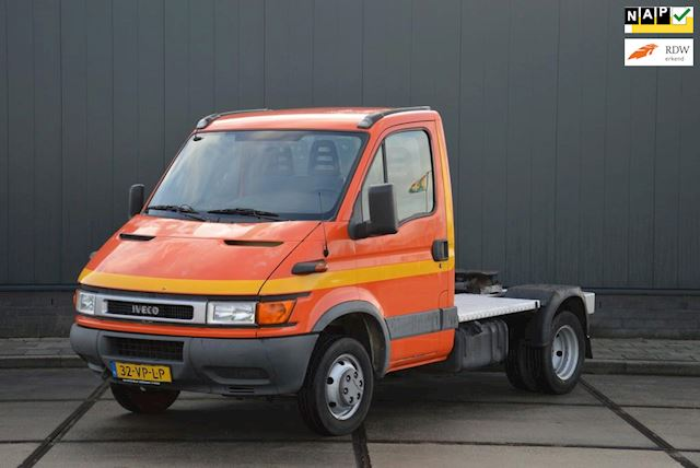 Iveco Daily 40C13 BE Trekker