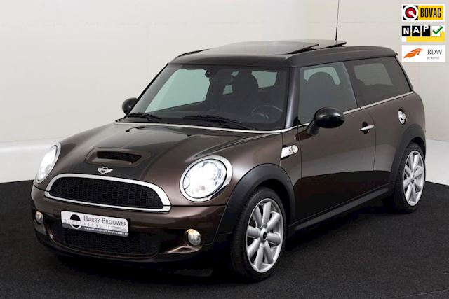 Mini Mini Clubman 1.6 Cooper S Chili full options met panoramadak/navigatie/leder