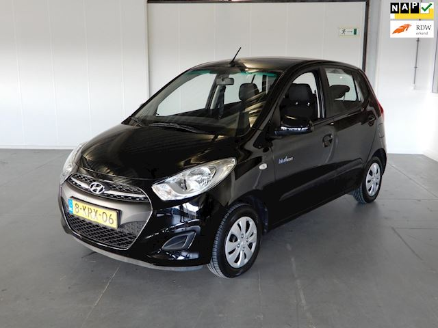 Hyundai I10 occasion - Autohuis Oosterhout