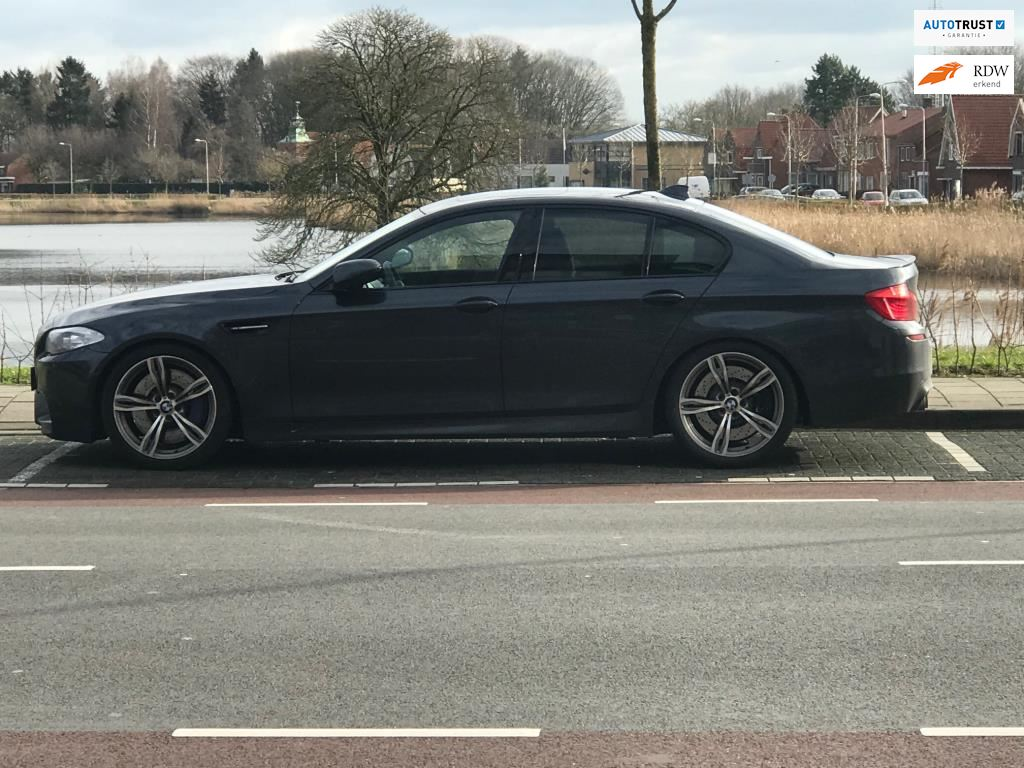 BMW 5-serie occasion - Autohandel Hulst