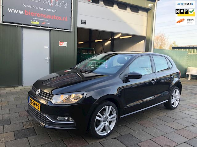 Volkswagen Polo 1.2 TSI Comfortline (Airco Cruise Facelift) 2014