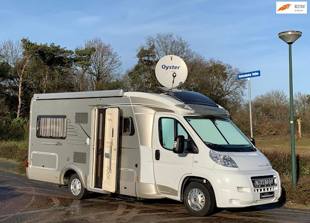 Hymer Tramp 654 Cl Exclusive Line occasion - Eric van Aerle Auto's