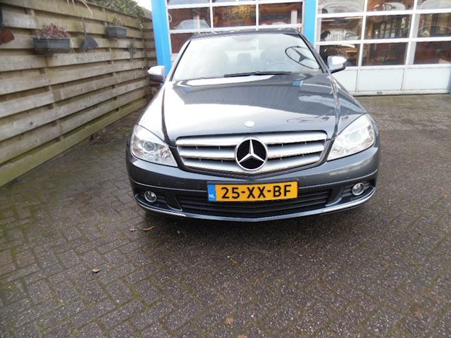 Mercedes-Benz C-klasse 220 CDI BlueEFFICIENCY Edition Avantgarde