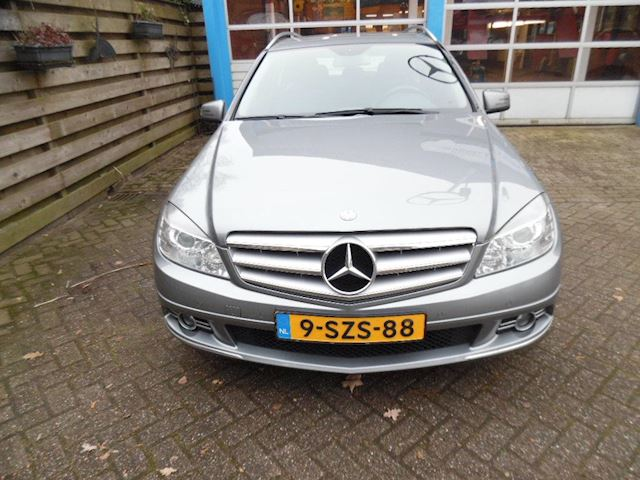 Mercedes-Benz C-klasse Estate 200 CDI BlueEFFICIENCY Avantgarde