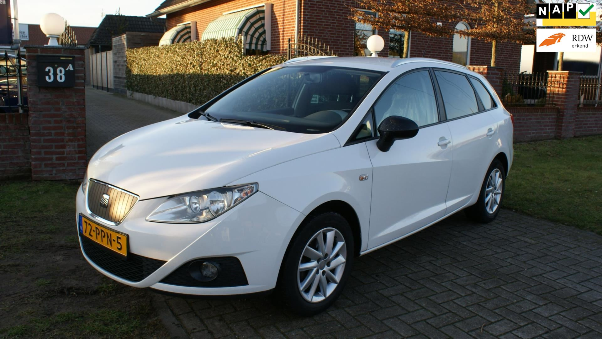 Seat Ibiza ST occasion - Autoservice Wachtmeester