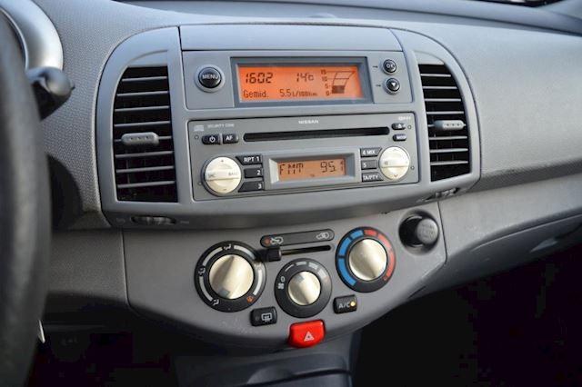 Nissan Micra 1.2 Tekna bj03 met airco elec pak