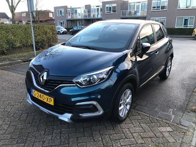 Renault Captur 0.9 TCe Limited Two Tone