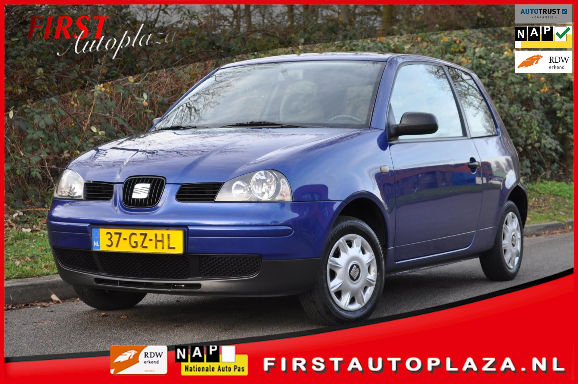 Seat Arosa occasion - FIRST Autoplaza B.V.