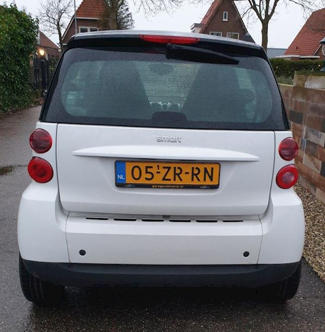 Smart Fortwo coupé 1.0 mhd Pure