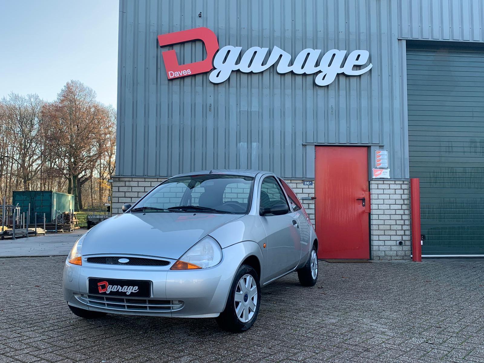 Ford Ka occasion - Dave's Garage