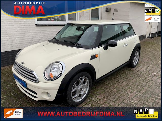 Mini Mini 1.4 One Pepper / Airco/ Cruise Control/ Stoelverwarming