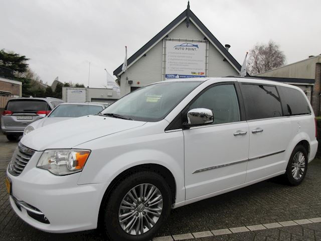 Chrysler Town & Country 3.6 V6 GRAND VOYAGER/7-PERSOONS/SCHUIFDAK!
