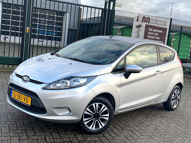 Ford Fiesta occasion - A tot Z Auto's